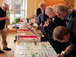 Falu-Borlänge Myntklubb Myntmässa 2011