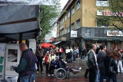 Kulturföreningarnas dag i Borlänge 24 maj 2003