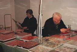 Myntmässan Kung. Myntkabinettet 29 nov 2003