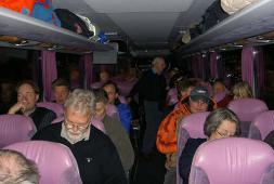 Resan till Kungliga Myntkabinettet 22 nov 2008
