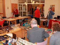 Falu-Borlänge Myntklubb Myntmässa 2010