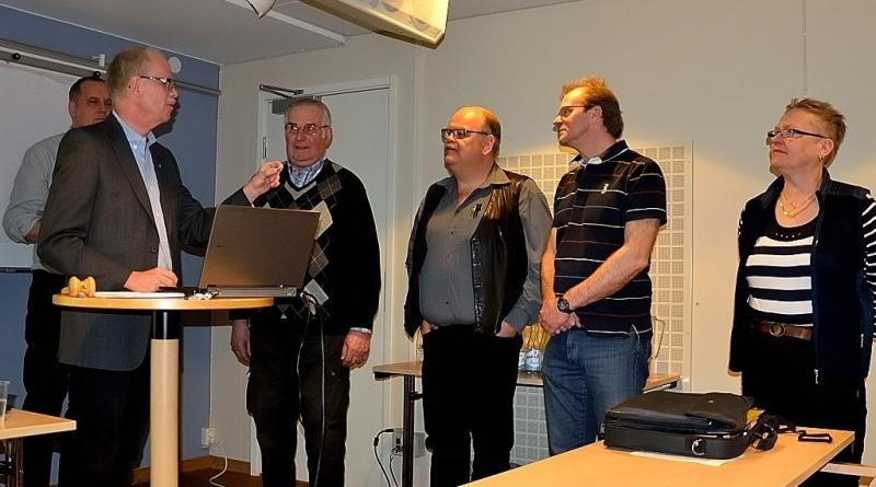 Falu-Borlänge Myntklubb tilldelas SNFs hedersgåva Ekorren